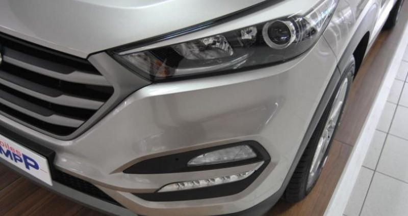 Hyundai Tucson 1.7 CRDI 115 BUSINESS 1ère MAIN  occasion à HAGUENEAU - photo n°6