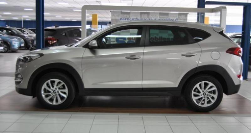 Hyundai Tucson 1.7 CRDI 115 BUSINESS 1ère MAIN  occasion à HAGUENEAU - photo n°7