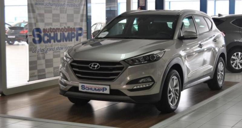 Hyundai Tucson 1.7 CRDI 115 BUSINESS 1ère MAIN  occasion à HAGUENEAU - photo n°4