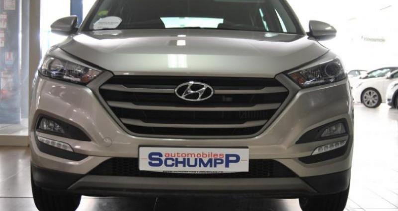 Hyundai Tucson 1.7 CRDI 115 BUSINESS 1ère MAIN  occasion à HAGUENEAU - photo n°5