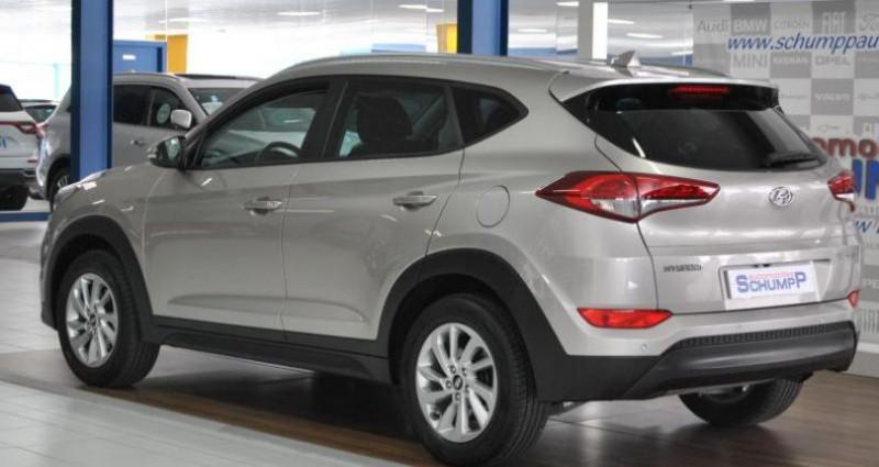 Hyundai Tucson 1.7 CRDI 115 BUSINESS 1ère MAIN  occasion à HAGUENEAU - photo n°2