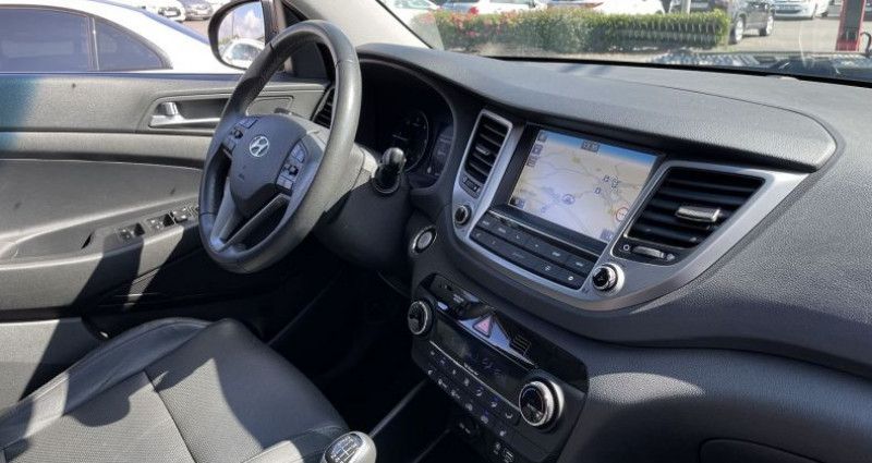 Hyundai Tucson 1.7 CRDI 115CH EDITION LOUNGE 2WD Marron occasion à GUER - photo n°5