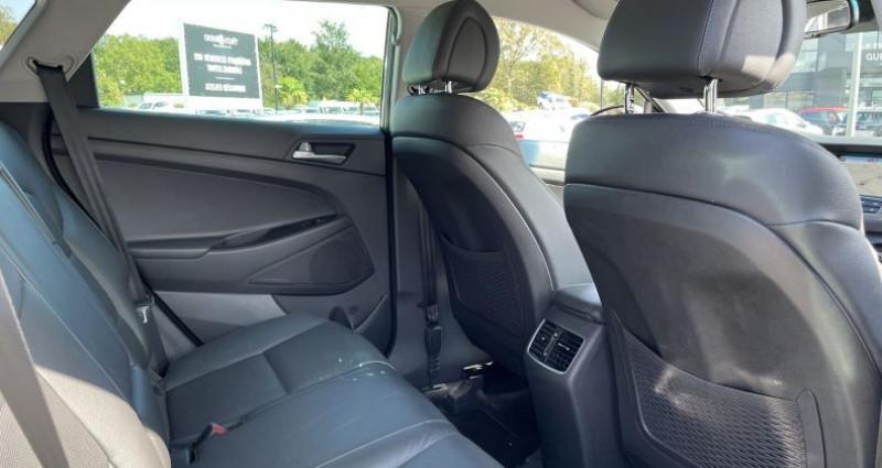 Hyundai Tucson 1.7 CRDI 115CH EDITION LOUNGE 2WD Marron occasion à GUER - photo n°6