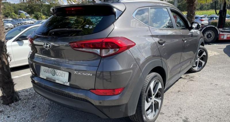 Hyundai Tucson 1.7 CRDI 115CH EDITION LOUNGE 2WD Marron occasion à GUER - photo n°3