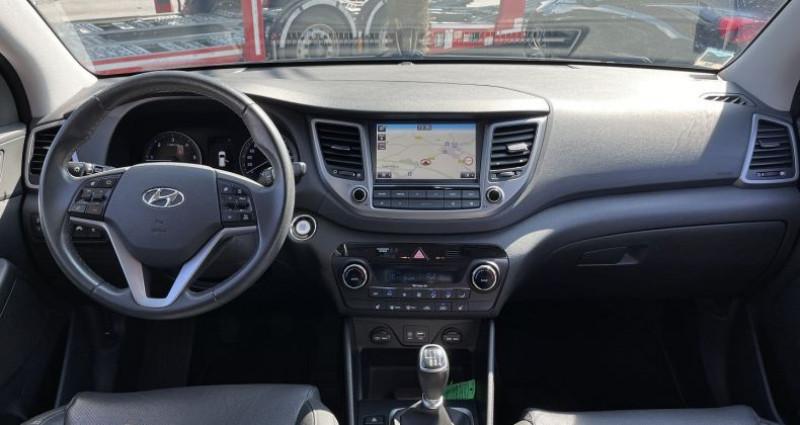 Hyundai Tucson 1.7 CRDI 115CH EDITION LOUNGE 2WD Marron occasion à GUER - photo n°7