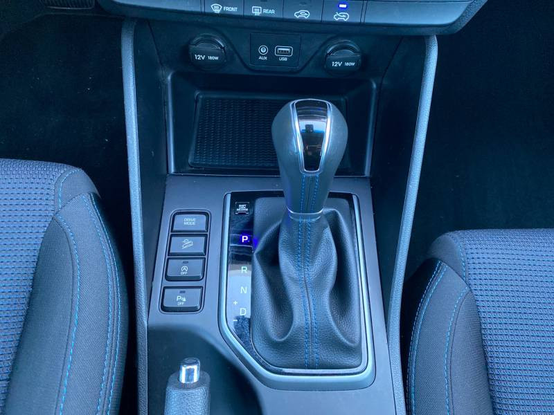Hyundai Tucson 1.7 CRDi 141 2WD DCT-7 Business Gris occasion à Auch - photo n°10