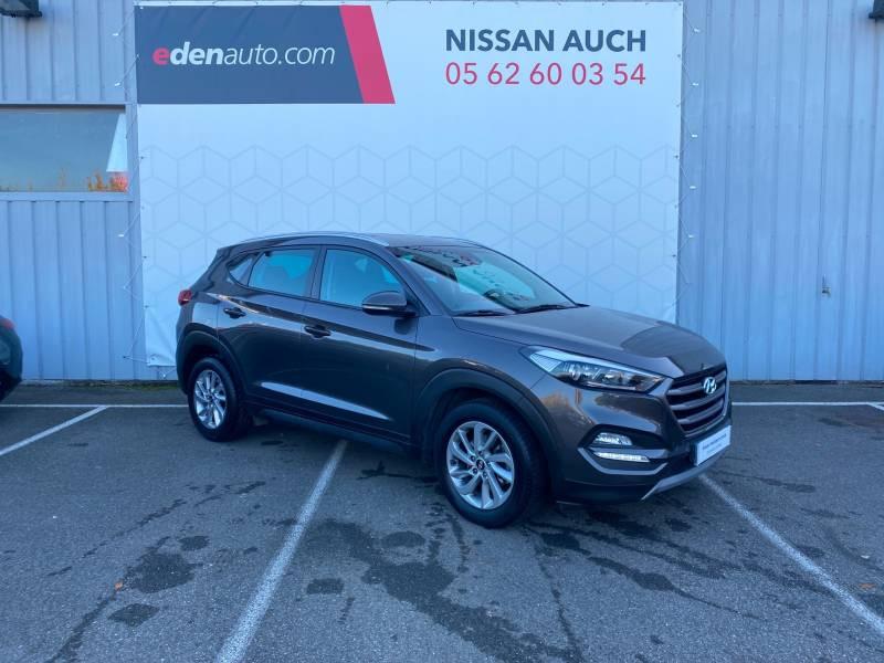 Hyundai Tucson 1.7 CRDi 141 2WD DCT-7 Business Gris occasion à Auch - photo n°16