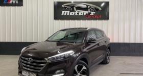 Hyundai Tucson occasion à Cosnes Et Romain