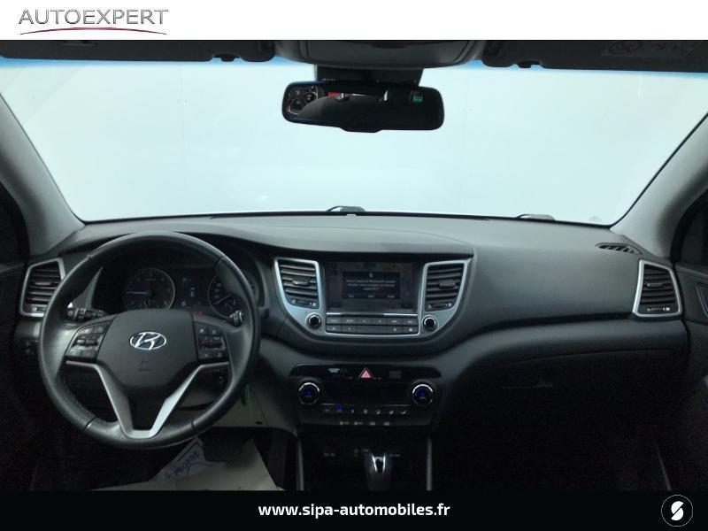 Hyundai Tucson 1.7 CRDI 141ch Business 2017 2WD DCT-7 Blanc occasion à Villenave-d'Ornon - photo n°3