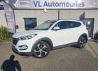 Hyundai Tucson 2.0 CRDI 136CH CREATIVE 2WD Blanc à Colomiers 31