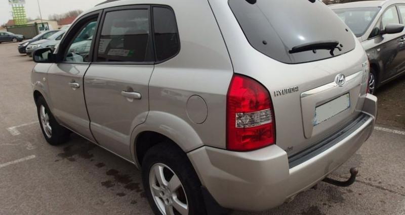 Hyundai Tucson 2.0 CRDI140 PACK CONFORT 4X2 Gris occasion à FONTAINE LES GRES - photo n°2