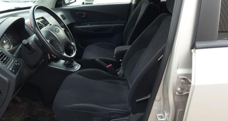 Hyundai Tucson 2.0 CRDI140 PACK CONFORT 4X2 Gris occasion à FONTAINE LES GRES - photo n°3