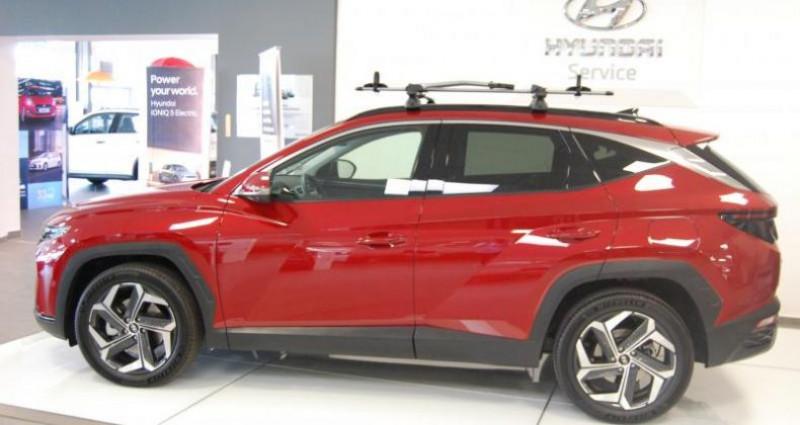 Hyundai Tucson HYBRID 230 EXECUTIVE  occasion à HAGUENEAU - photo n°5
