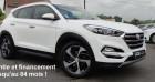 Hyundai Tucson II 1.7 CRDI 141ch Intuitive 2WD DCT-7 Blanc à Diebling 57