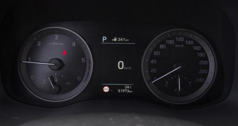 Hyundai Tucson III (2) 1.6 CRDI 136 EXECUTIVE DCT-7 Gris occasion à Chambourcy - photo n°5