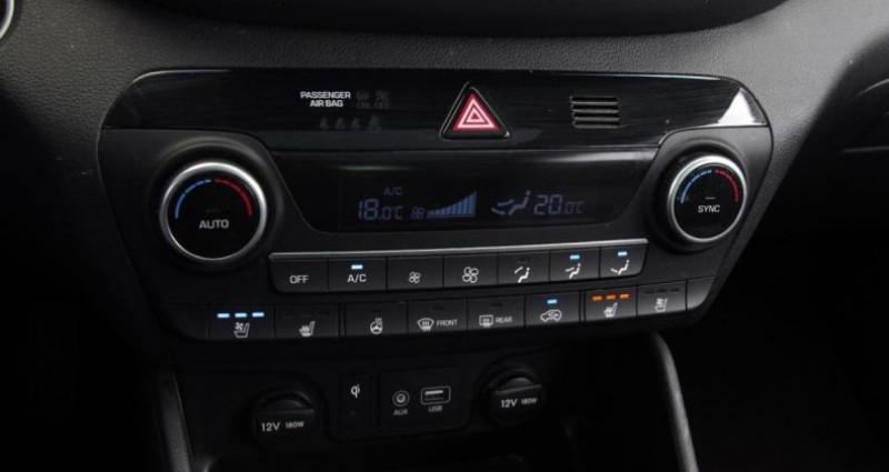 Hyundai Tucson III (2) 1.6 CRDI 136 EXECUTIVE DCT-7 Gris occasion à Chambourcy - photo n°7