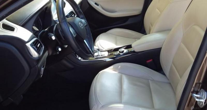 Infiniti Q30 2.2d 170 7DCT AWD Premium Tech Marron occasion à Fontenay-le-vicomte - photo n°7