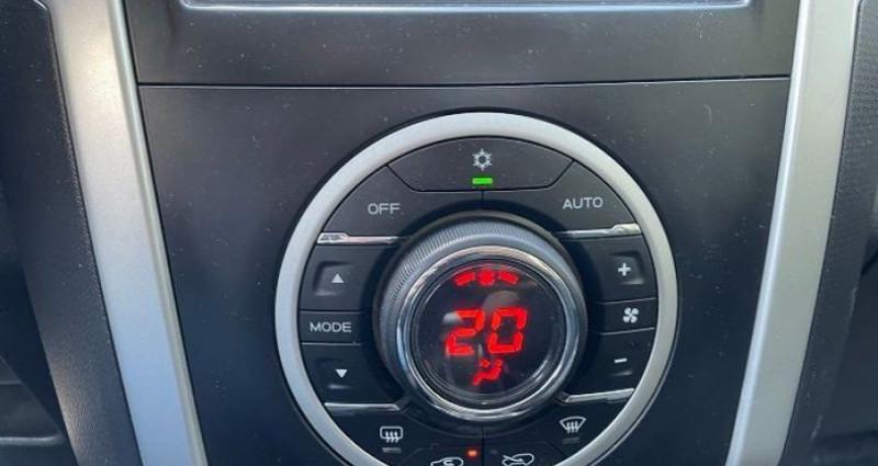 Isuzu D-Max CREW CREW CAB SOLAR PLUS 2.5TDi 163CH BVA 4X4 A/T Bordeaux occasion à ST BONNET LE FROID - photo n°7