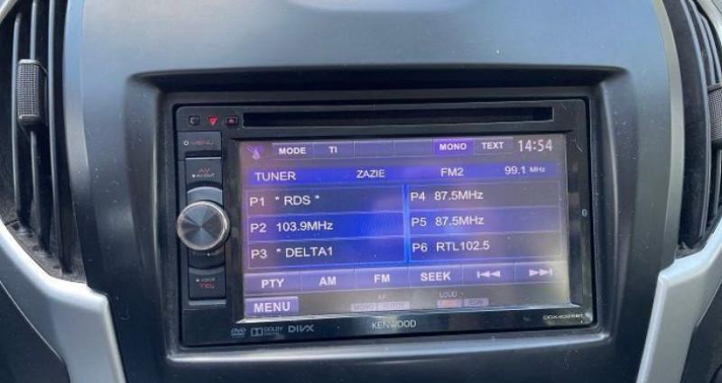Isuzu D-Max CREW CREW CAB SOLAR PLUS 2.5TDi 163CH BVA 4X4 A/T Bordeaux occasion à ST BONNET LE FROID - photo n°6