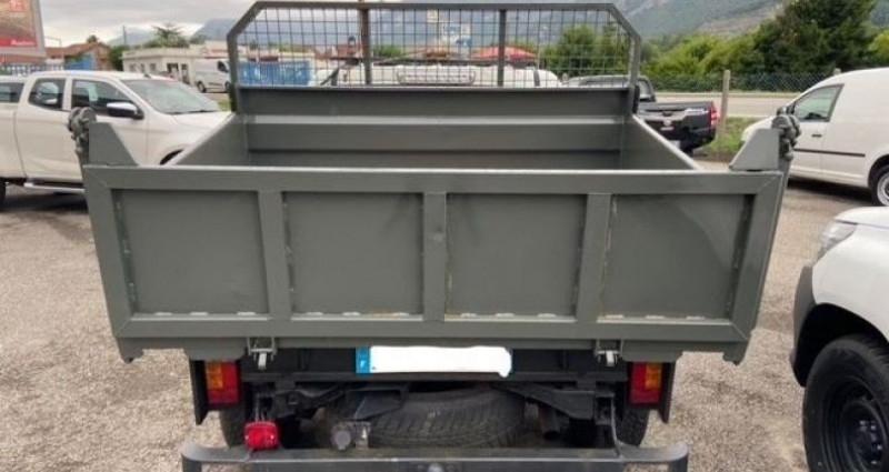 Isuzu D-Max dmax 2.5l tdi double cabine benne hydrolique tva recuperable Blanc occasion à Voreppe - photo n°4