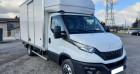 Iveco DAILY 35C16H3.0 CAISSE HAYON 41000E HT Blanc à CHANAS 38