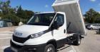 Iveco DAILY 35C18H BENNE 34500E HT Blanc à CHANAS 38