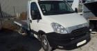 Iveco DAILY CCB 35C15 EMPATTEMENT 4100 BV6 DEPANEUSE Blanc à FONTAINE LES GRES 10