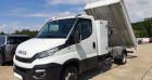 Iveco DAILY CHASSIS CAB 35C15H BENNE + COFFRE 27900E HT Blanc à CHANAS 38