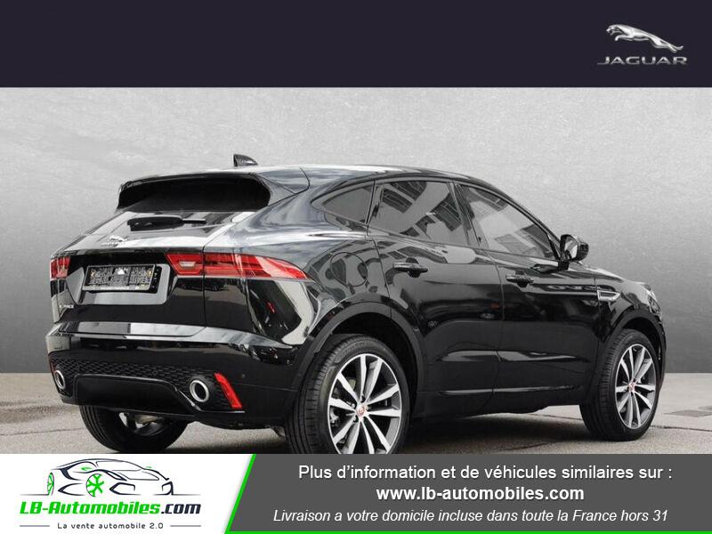 Jaguar E-pace 2.0 - 300 ch AWD BVA Noir occasion à Beaupuy - photo n°3