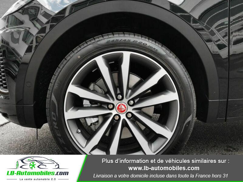 Jaguar E-pace 2.0 - 300 ch AWD BVA Noir occasion à Beaupuy - photo n°13