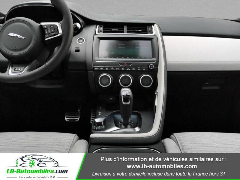 Jaguar E-pace 2.0 - 300 ch AWD BVA Noir occasion à Beaupuy - photo n°2