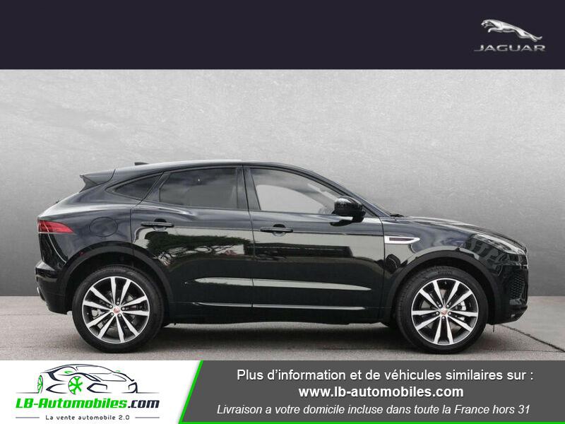 Jaguar E-pace 2.0 - 300 ch AWD BVA Noir occasion à Beaupuy - photo n°12