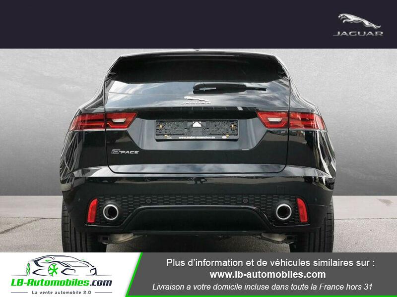 Jaguar E-pace 2.0 - 300 ch AWD BVA Noir occasion à Beaupuy - photo n°14