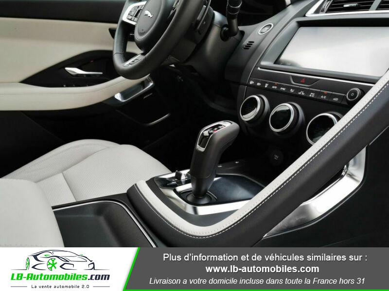 Jaguar E-pace 2.0 - 300 ch AWD BVA Noir occasion à Beaupuy - photo n°7