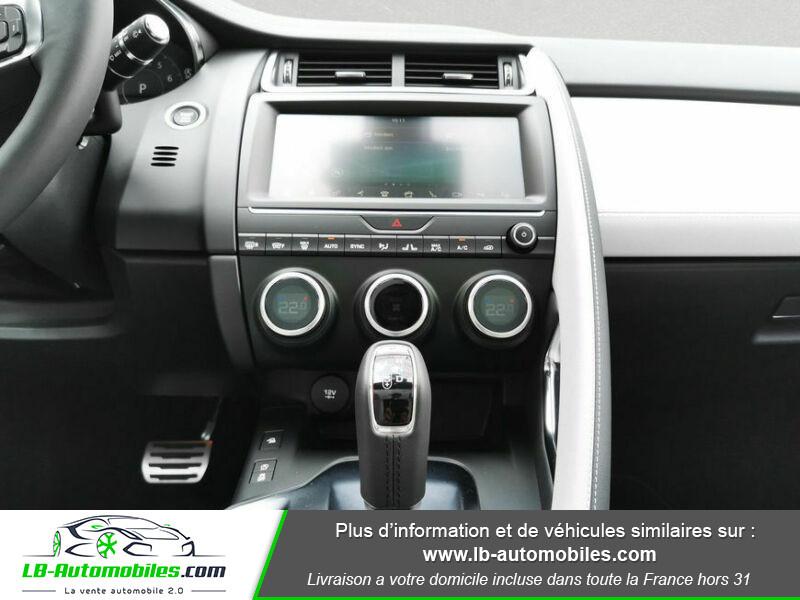 Jaguar E-pace 2.0 - 300 ch AWD BVA Noir occasion à Beaupuy - photo n°6