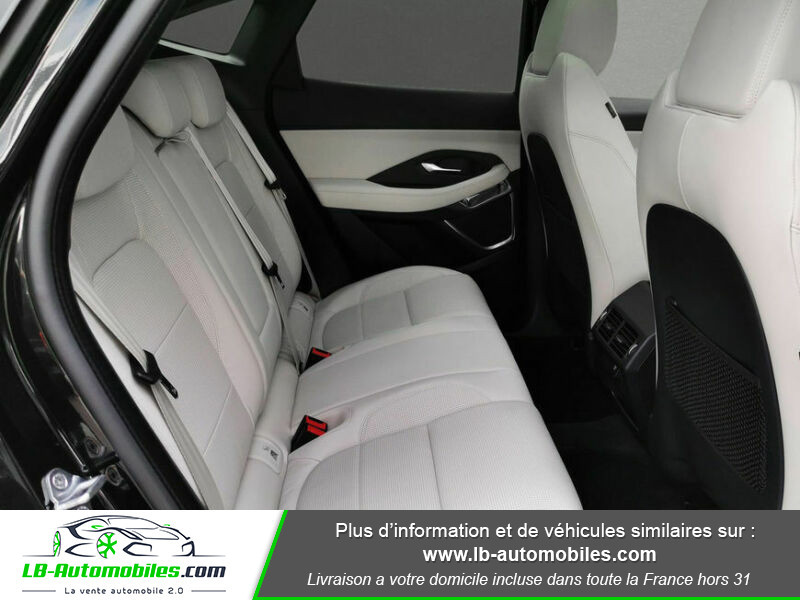 Jaguar E-pace 2.0 - 300 ch AWD BVA Noir occasion à Beaupuy - photo n°5