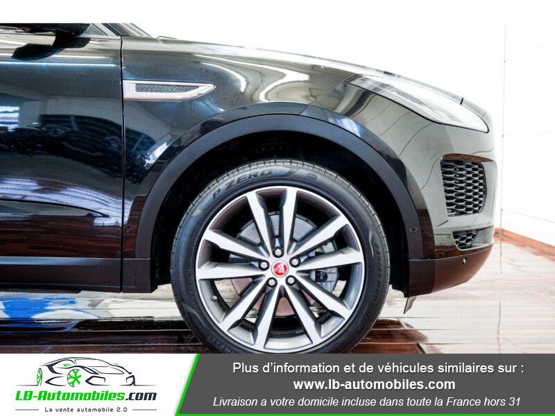 Jaguar E-pace 2.0 - 300 ch AWD BVA Noir occasion à Beaupuy - photo n°18