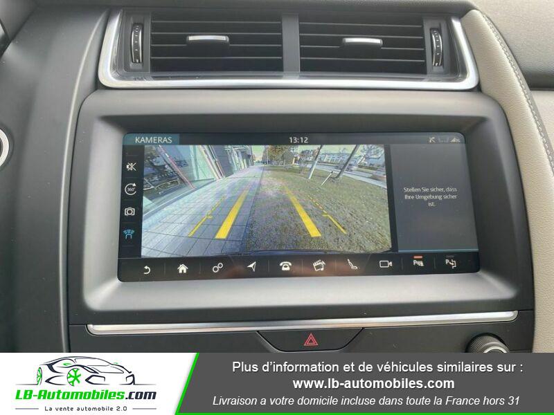 Jaguar E-pace 2.0 - 300 ch AWD BVA Noir occasion à Beaupuy - photo n°9