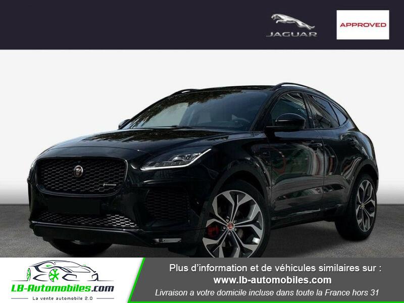 Jaguar E-pace 2.0 - 300 ch AWD BVA Noir occasion à Beaupuy