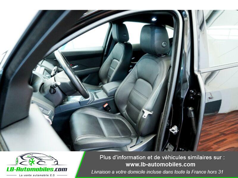 Jaguar E-pace 2.0 - 300 ch AWD BVA Noir occasion à Beaupuy - photo n°4