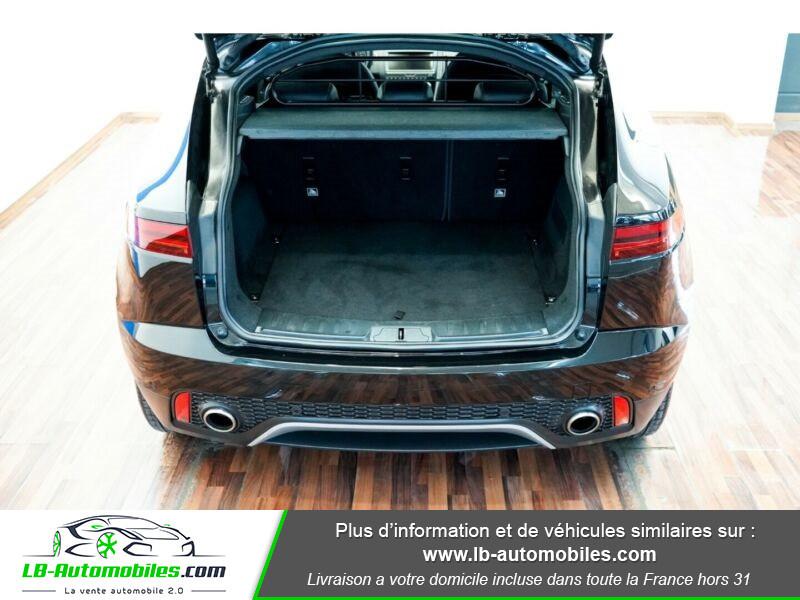 Jaguar E-pace 2.0 - 300 ch AWD BVA Noir occasion à Beaupuy - photo n°16