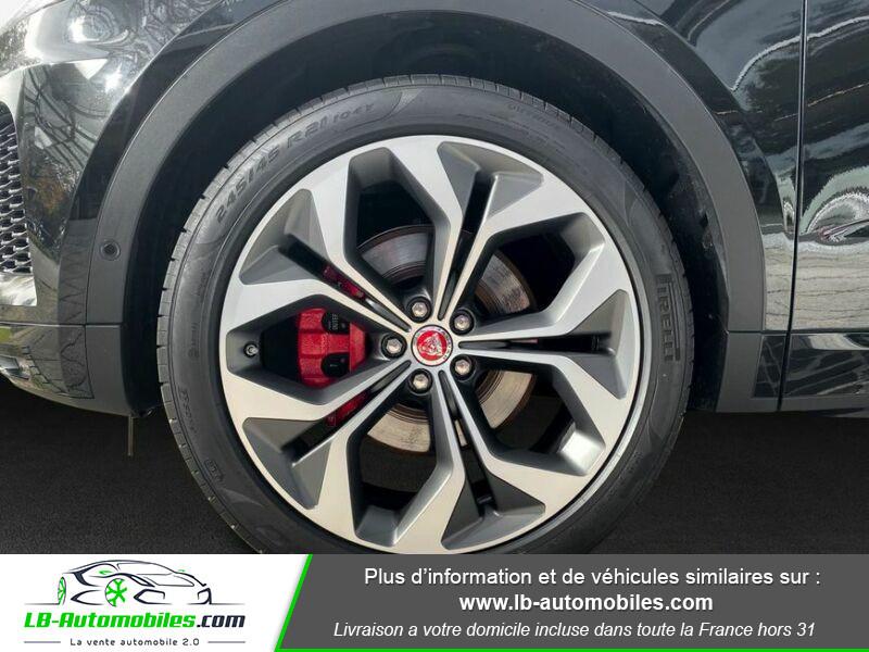Jaguar E-pace 2.0 - 300 ch AWD BVA Noir occasion à Beaupuy - photo n°17