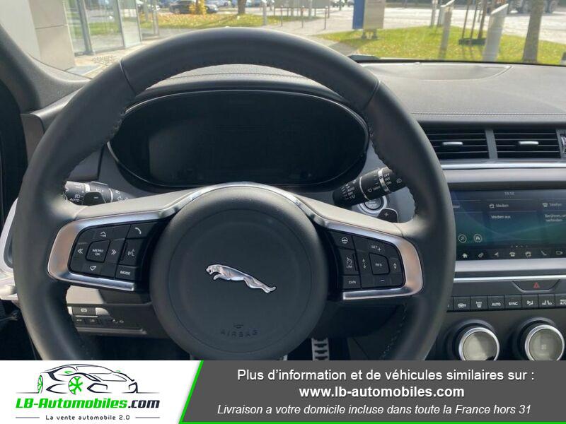 Jaguar E-pace 2.0 - 300 ch AWD BVA Noir occasion à Beaupuy - photo n°10