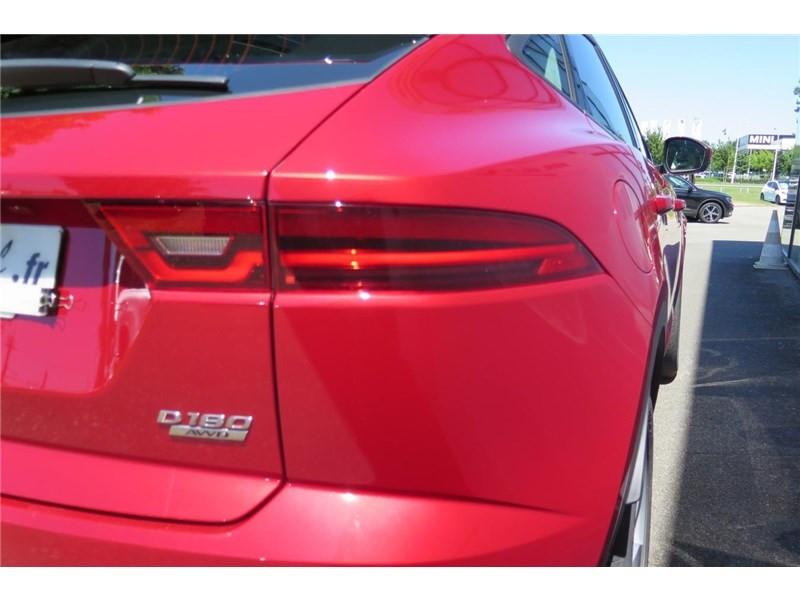 Jaguar E-pace 2.0 D - 180 CH AWD BVA SE Rouge occasion à LABEGE CEDEX - photo n°19