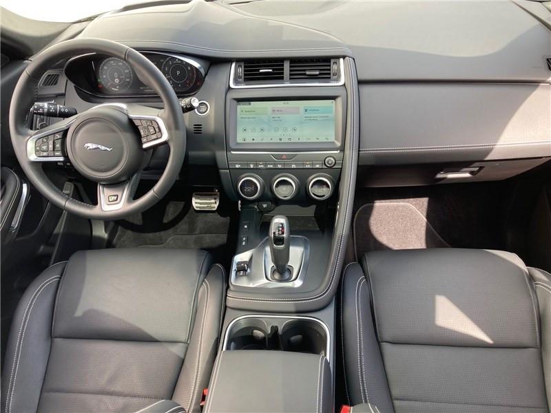 Jaguar E-pace 2.0 P - 200 CH AWD BVA R-Dynamic HSE Argent occasion à MERIGNAC - photo n°10