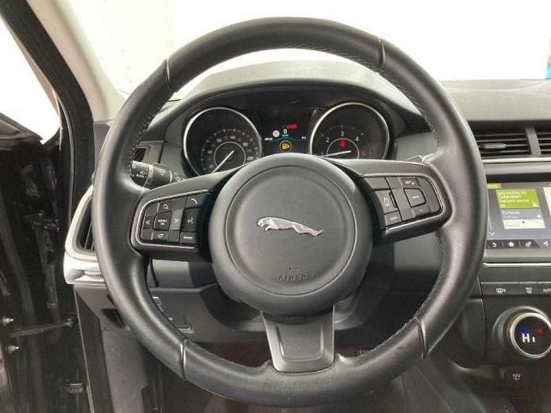 Jaguar E-pace 2.0D 150CH AWD BVA9 Noir occasion à Villenave-d'Ornon - photo n°5