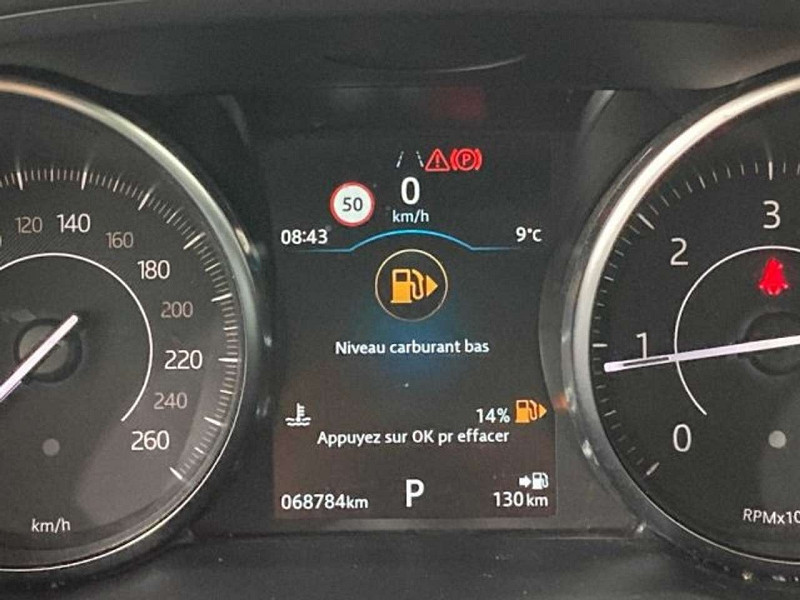 Jaguar E-pace 2.0D 150CH AWD BVA9 Noir occasion à Villenave-d'Ornon - photo n°7