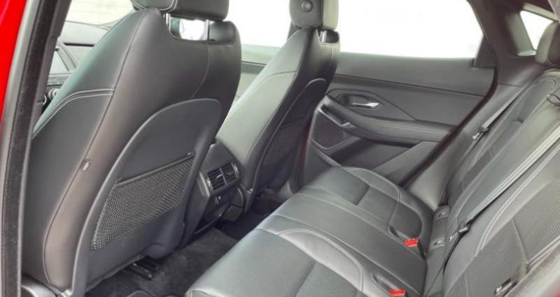 Jaguar E-pace 2.0D 150ch R-Dynamic S AWD Rouge occasion à AUBIERE - photo n°3