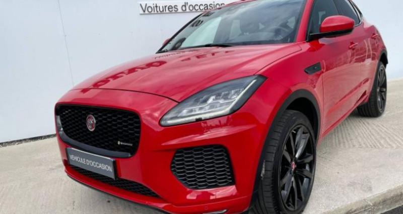 Jaguar E-pace 2.0D 150ch R-Dynamic S AWD Rouge occasion à AUBIERE