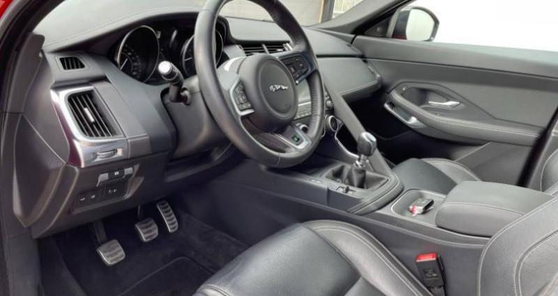 Jaguar E-pace 2.0D 150ch R-Dynamic S AWD Rouge occasion à AUBIERE - photo n°5